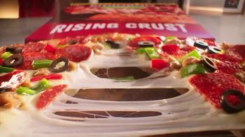 DiGiorno Rising Crust TV Spot, 'Cheesier' - Thumbnail 4