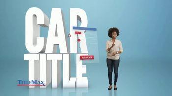 TitleMax TV Spot, 'Car Title' - Thumbnail 1
