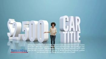 TitleMax TV Spot, 'Car Title' - Thumbnail 3