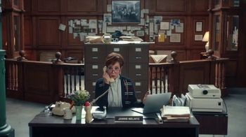 QuickBooks TV Spot, 'Happy Business: Ghostbusters' Featuring Annie Potts, Song by Ray Parker Jr. - Thumbnail 2