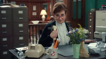 QuickBooks TV Spot, 'Happy Business: Ghostbusters' Featuring Annie Potts, Song by Ray Parker Jr. - Thumbnail 3
