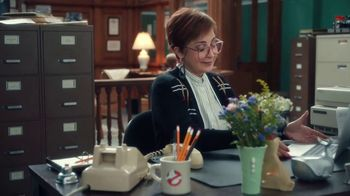 QuickBooks TV Spot, 'Happy Business: Ghostbusters' Featuring Annie Potts, Song by Ray Parker Jr. - Thumbnail 5