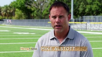 Hempvana TV Spot, 'The A Train' Featuring Mike Alstott