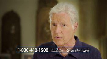 Colonial Penn TV Spot, 'If Your Script Changes' Featuring Alex Trebek - Thumbnail 8