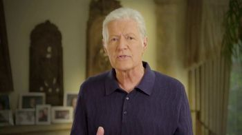 Colonial Penn TV Spot, 'If Your Script Changes' Featuring Alex Trebek