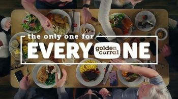 Golden Corral TV Spot, 'Three Day Weekends' - Thumbnail 6