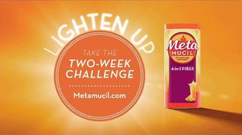 Metamucil 4-in-1 FIBER TV Spot, 'Support Your Daily Digestive Health' - Thumbnail 7