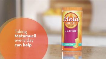 Metamucil 4-in-1 FIBER TV Spot, 'Support Your Daily Digestive Health' - Thumbnail 3