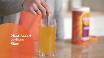 Metamucil 4-in-1 FIBER TV Spot, 'Support Your Daily Digestive Health' - Thumbnail 4