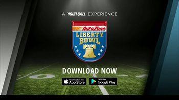 AutoZone Liberty Bowl App TV Spot, 'Download'