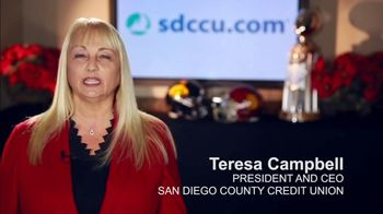 San Diego County Credit Union TV Spot, 'Happy New Year' - Thumbnail 2