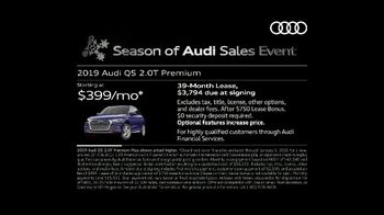 Season of Audi Sales Event TV Spot, 'The Web' [T2] - Thumbnail 8