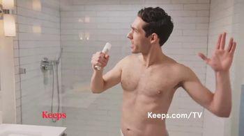 Keeps TV Spot, 'Shower Song' - Thumbnail 5