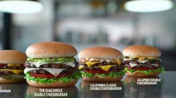 Carl's Jr. Guacamole Double Cheeseburger TV Spot, 'Not a Typo' - Thumbnail 5