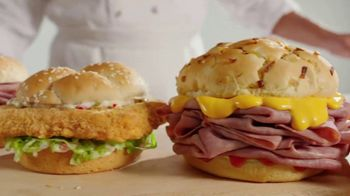 Arby's 2 for $5 Faves You Crave TV Spot, 'Build a Meal' Song by YOGI - Thumbnail 3
