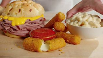 Arby's 2 for $5 Faves You Crave TV Spot, 'Build a Meal' Song by YOGI - Thumbnail 5