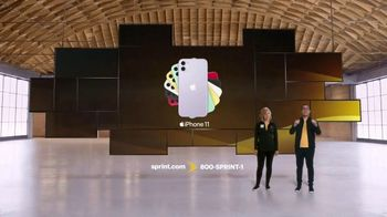 Sprint TV Spot, 'Great News: Unlimited and iPhone 11' - Thumbnail 8