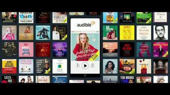 Audible Inc. TV Spot, 'Listeners' - Thumbnail 9