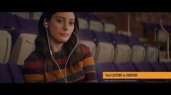 Audible Inc. TV Spot, 'Listeners' - Thumbnail 4