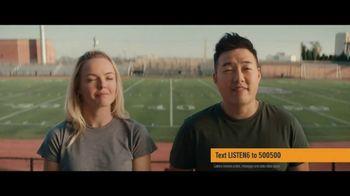 Audible Inc. TV Spot, 'Listeners' - Thumbnail 5