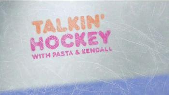 Dunkin' TV Spot, 'Talkin' Hockey With Pasta and Kendall: Chirps' Feat. David Pastrňák, Kendall Coyne Schofield - Thumbnail 1