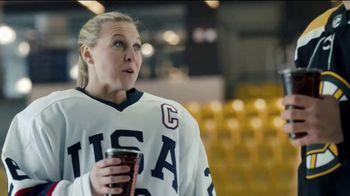 Dunkin' TV Spot, 'Talkin' Hockey With Pasta and Kendall: Chirps' Feat. David Pastrňák, Kendall Coyne Schofield - Thumbnail 4