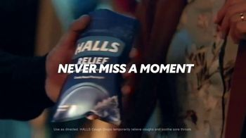 Halls TV Spot, 'Never Miss a Moment: Ballet Recital' Song by Bensound - Thumbnail 5