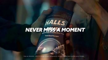 Halls TV Spot, 'Never Miss a Moment: Ballet Recital' Song by Bensound - Thumbnail 6
