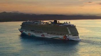 Norwegian Cruise Line TV Spot, 'Just for Us' Song by Fitz and the Tantrums - Thumbnail 1