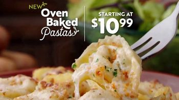 Olive Garden Oven Baked Pastas TV Spot, 'Delicious New Year' - Thumbnail 4