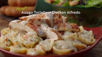 Olive Garden Oven Baked Pastas TV Spot, 'Delicious New Year' - Thumbnail 7