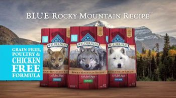 Blue Buffalo BLUE Wilderness TV Spot, 'Snow Wolf: Rocky Mountain Recipe' - Thumbnail 8