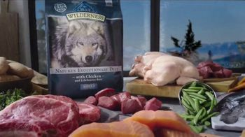 Blue Buffalo BLUE Wilderness TV Spot, 'Snow Wolf: Rocky Mountain Recipe' - Thumbnail 5