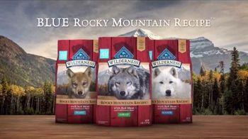 Blue Buffalo BLUE Wilderness TV Spot, 'Snow Wolf: Rocky Mountain Recipe' - Thumbnail 7