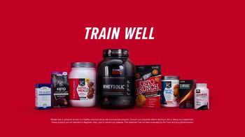 GNC TV Spot, 'We'll Help You Get Your Goal On' - Thumbnail 9