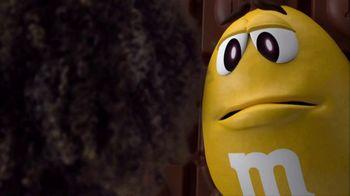 M&M's Chocolate Bar TV Spot, 'Feeling Stuck' - Thumbnail 2