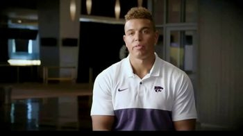 Big 12 Conference TV Spot, 'Champions for Life: Denzel Goolsby' Featuring Chris Klieman - Thumbnail 2