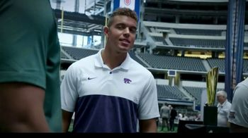 Big 12 Conference TV Spot, 'Champions for Life: Denzel Goolsby' Featuring Chris Klieman - Thumbnail 6