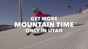 Utah Office of Tourism TV Spot, \'Eastern Time vs. Mountain Time\'