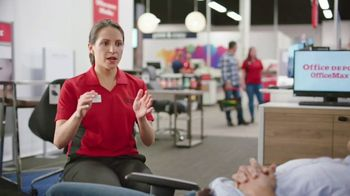 Office Depot TV Spot, 'Worry-Free: HP Ink' - Thumbnail 3
