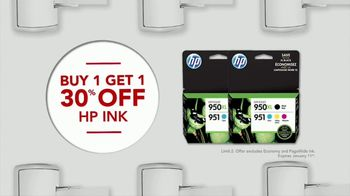 Office Depot TV Spot, 'Worry-Free: HP Ink' - Thumbnail 6