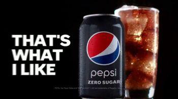 Pepsi Zero Sugar TV Spot, 'Ice Letters' - Thumbnail 9