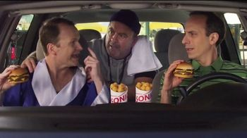 Sonic Drive-In Carhop Classic TV Spot, 'Trainer' - 2429 commercial airings