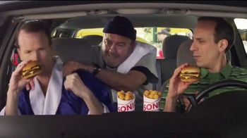 Sonic Drive-In Carhop Classic TV Spot, 'Trainer' - Thumbnail 3