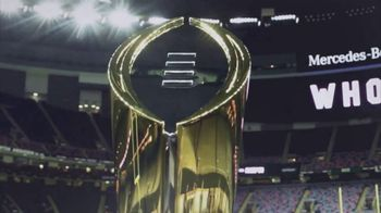 ESPN TV Spot, \'AT&T: Watch in 4K: College Football Championship\'