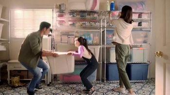 The Home Depot Store More Save More Event TV Spot, 'De-Clutter: HDX Tough Totes' - Thumbnail 1