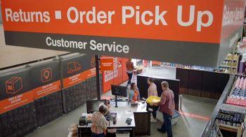 The Home Depot Store More Save More Event TV Spot, 'De-Clutter: HDX Tough Totes' - Thumbnail 5
