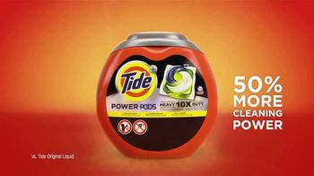 Tide Power Pods TV Spot, 'Questions' - Thumbnail 9