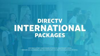 DIRECTV International Packages TV Spot, 'Lost at the Airport' - Thumbnail 9