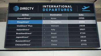DIRECTV International Packages TV Spot, 'Lost at the Airport' - Thumbnail 7